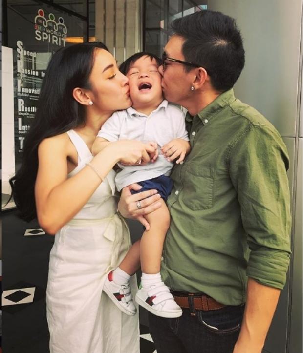 , เบนซ์ เรซซิ่ง ลงรูปครอบครัวภาพแรก หลังจากหายนาน 10 เดือน, ลุงรวย(ใคร)